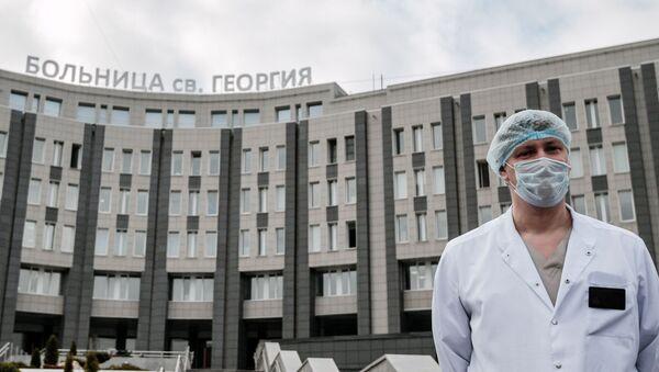 Koronawirus w Rosji - Sputnik Polska