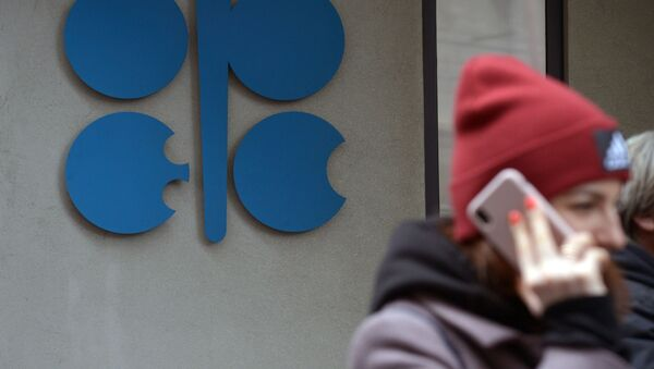 Posiedzenie OPEC w Wiedniu - Sputnik Polska