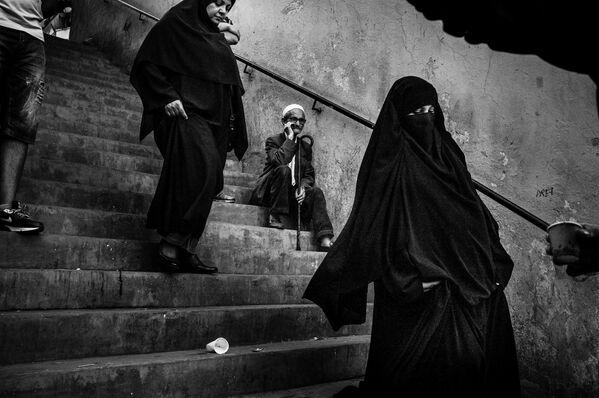 "Zdjęcie z serii Kho, the Genesis of a Revolt, fot. Romain Laurendeau, 1. miejsce w kat. ""Historia roku"" - Sputnik Polska"