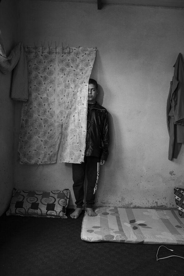 """Foto z serii The Haunted, fot. Adam Ferguson, 1. miejsce w kat. """"Portret"""" - Sputnik Polska"""
