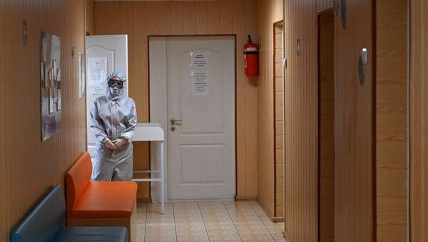 Drugi etap reformy medycznej rozpoczął się na Ukrainie 1 kwietnia - Sputnik Polska