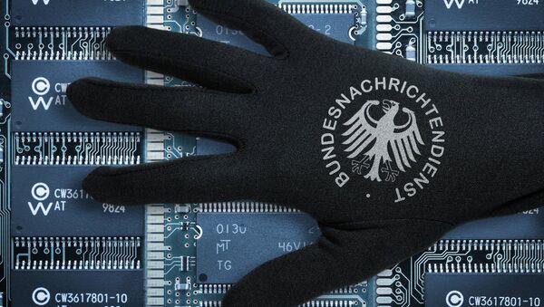 Federalna Służba Wywiadowcza Niemiec - Sputnik Polska