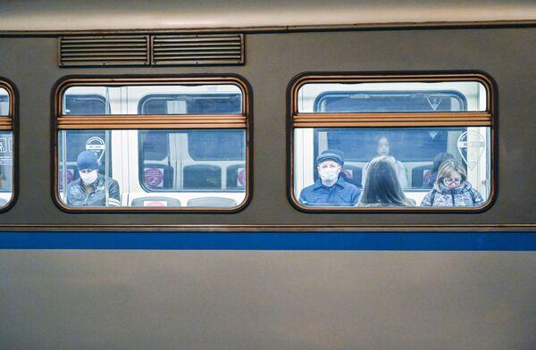 Moskiewskie metro - Sputnik Polska