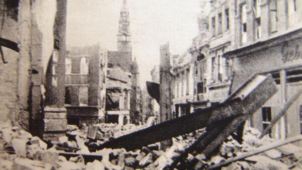 Szczecin po wyzwoleniu w 1945 roku - Sputnik Polska