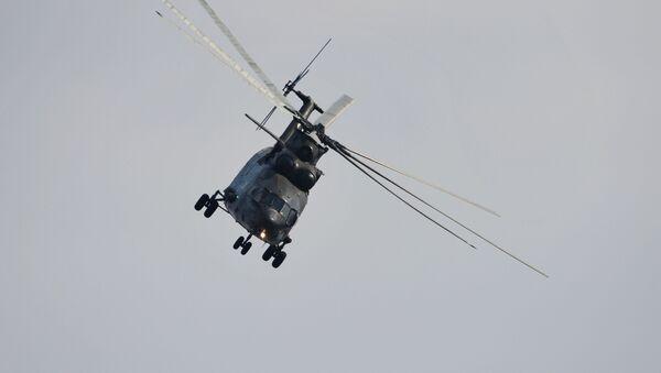 Śmigłowiec Mi-26T2 - Sputnik Polska