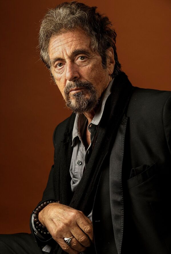 Portret Al Pacino, 2014 rok - Sputnik Polska