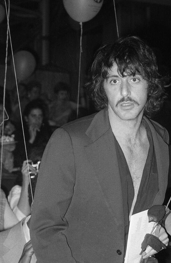 Aktor Al Pacino, 22 czerwca 1978 roku - Sputnik Polska