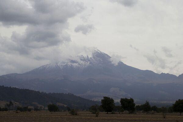 Wulkan Orizaba w Meksyku - Sputnik Polska