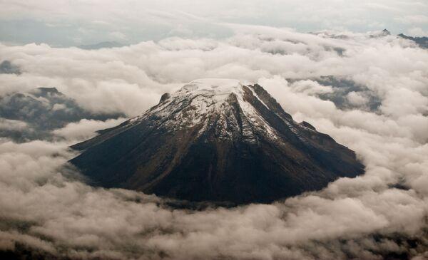 Nevado del Tolima – stratowulkan w środkowej Kolumbii - Sputnik Polska