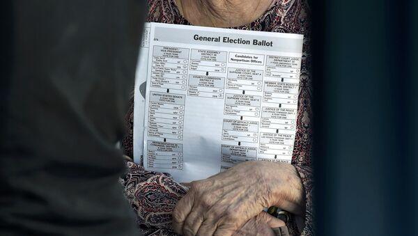 Wybory w USA - Sputnik Polska