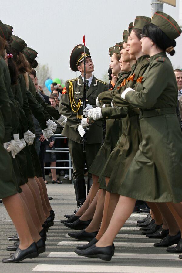 Parada w Kazaniu - Sputnik Polska