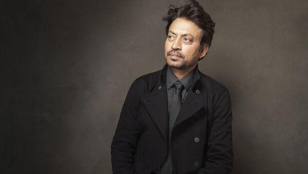 Indyjski aktor Irrfan Khan - Sputnik Polska