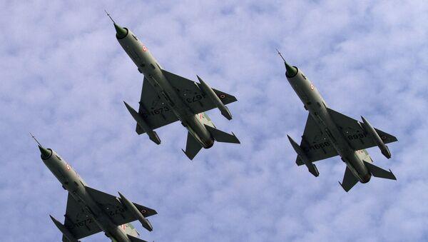 Indyjskie MiG-21 - Sputnik Polska
