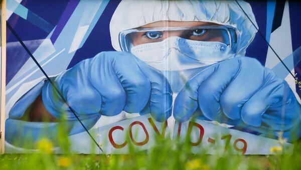 Epidemia koronawirusa - Sputnik Polska