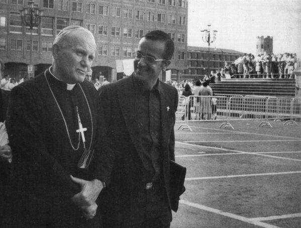 Karol Józef Wojtyła – przyszły papież. Wrzesień 1978 roku - Sputnik Polska