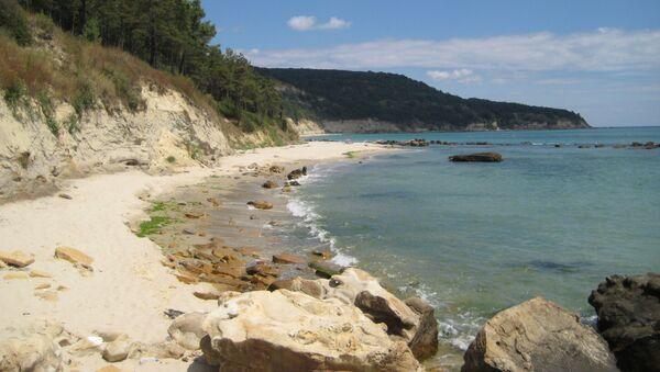 Plaża w Bułgarii - Sputnik Polska
