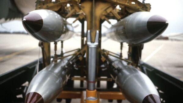 Bomby jądrowe B61 - Sputnik Polska