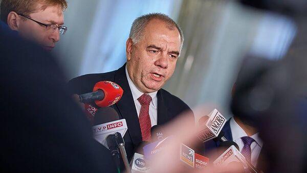 Wicepremier Jacek Sasin - Sputnik Polska