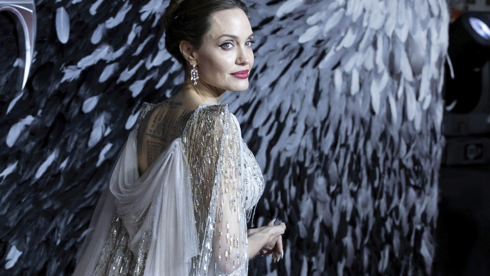 Aktorka Angelina Jolie - Sputnik Polska, 1920, 21.08.2021