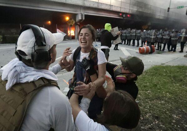 Protesty w Miami - Sputnik Polska