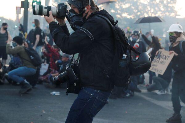 Fotograf New York Times w USA - Sputnik Polska