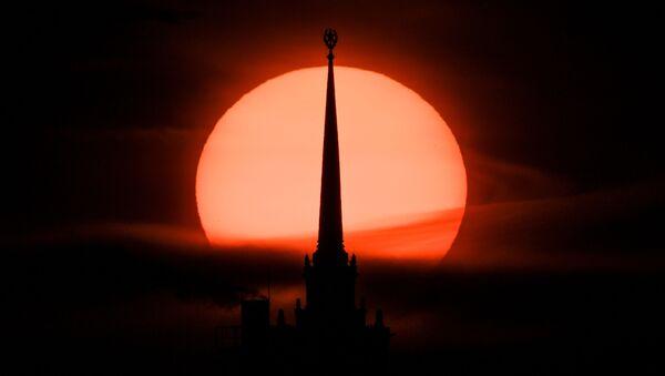 Słońce - Sputnik Polska