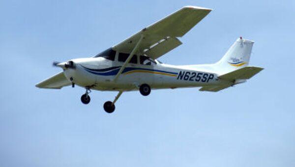Samolot Cessna 172 - Sputnik Polska