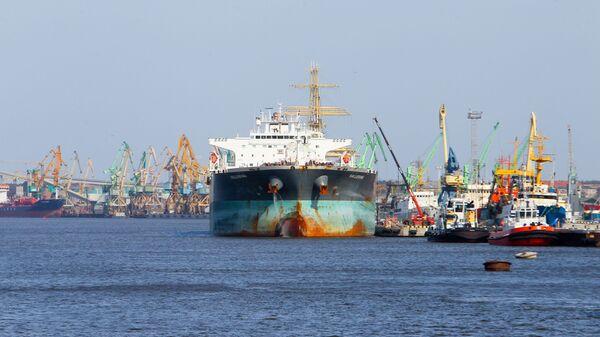 Litewski port w Kłajpedzie - Sputnik Polska