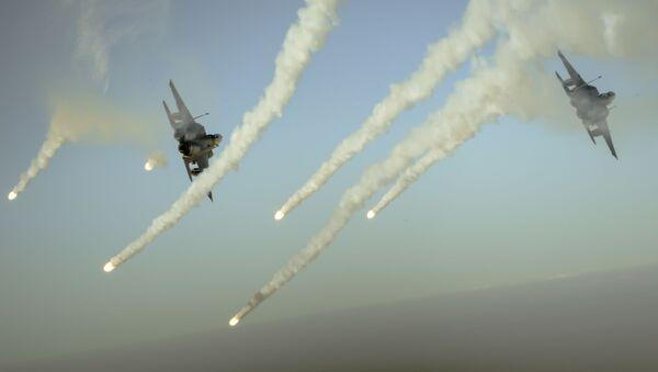 F-15E Strike Eagles - Sputnik Polska