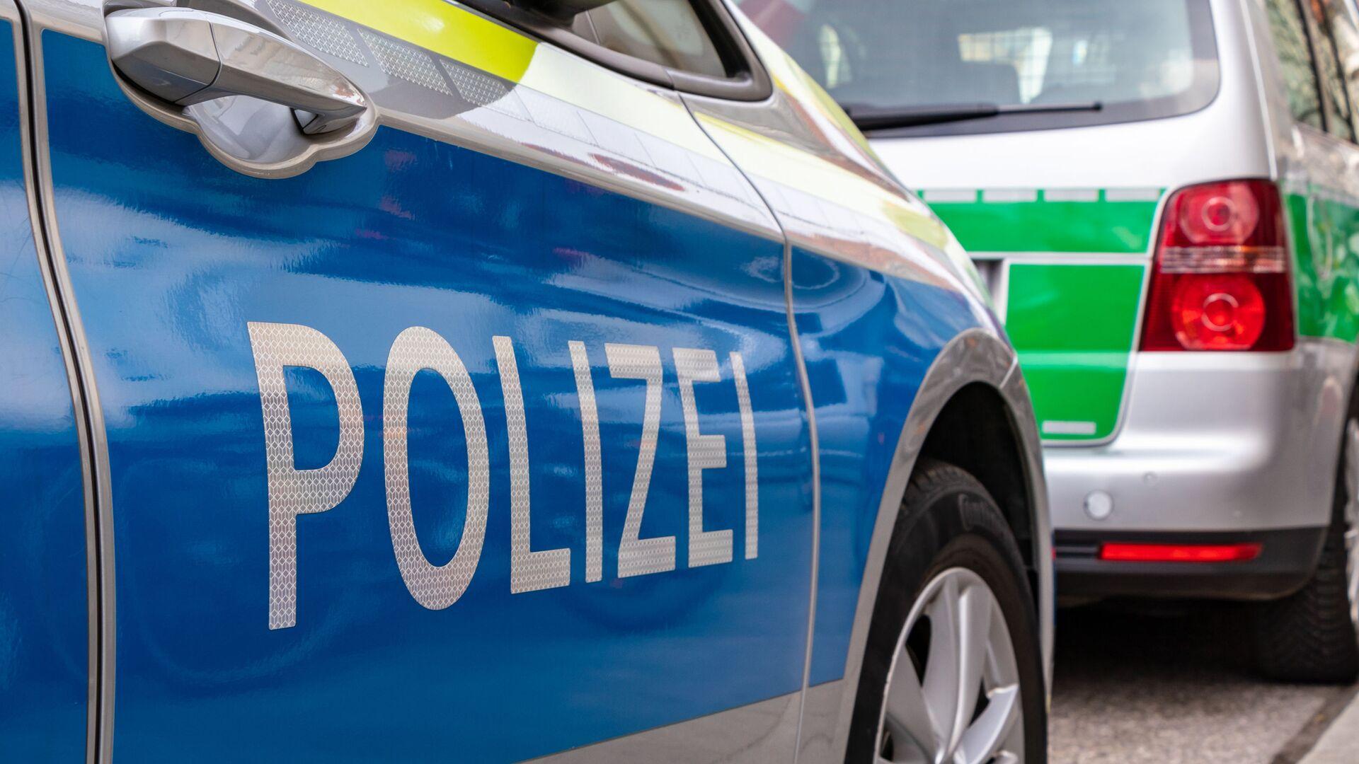 Niemiecka policja - Sputnik Polska, 1920, 21.09.2021