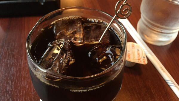 Kawa z lodem - Sputnik Polska