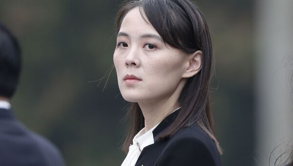 Kim Jo Dzong - Sputnik Polska