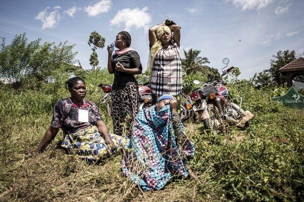 """Ebola: Demokratyczna Republika Konga"". Fotograf: John Wessels, RPA - Sputnik Polska"