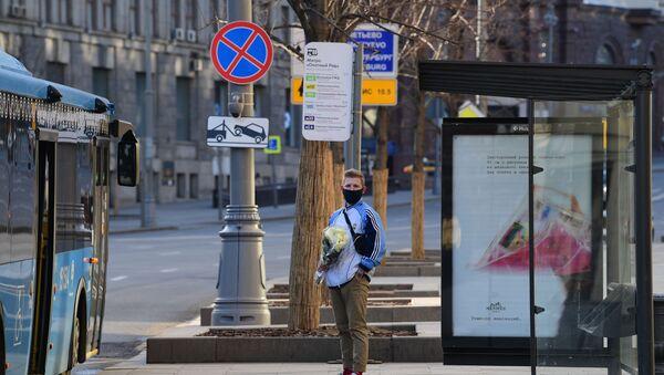 Sytuacja z koronawirusem w Moskwie - Sputnik Polska