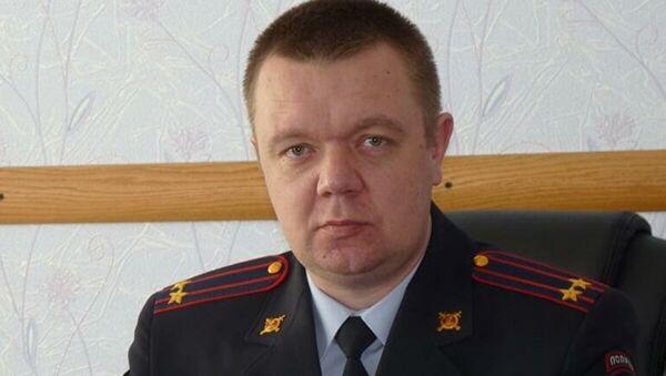 Dmitrij Aleksandrowicz Borzenkow. - Sputnik Polska