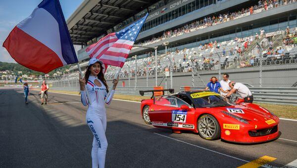 Wyścigi Ferrari Racing Days w Soczi - Sputnik Polska