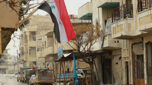 Syria. Zdjęcie archiwalne - Sputnik Polska