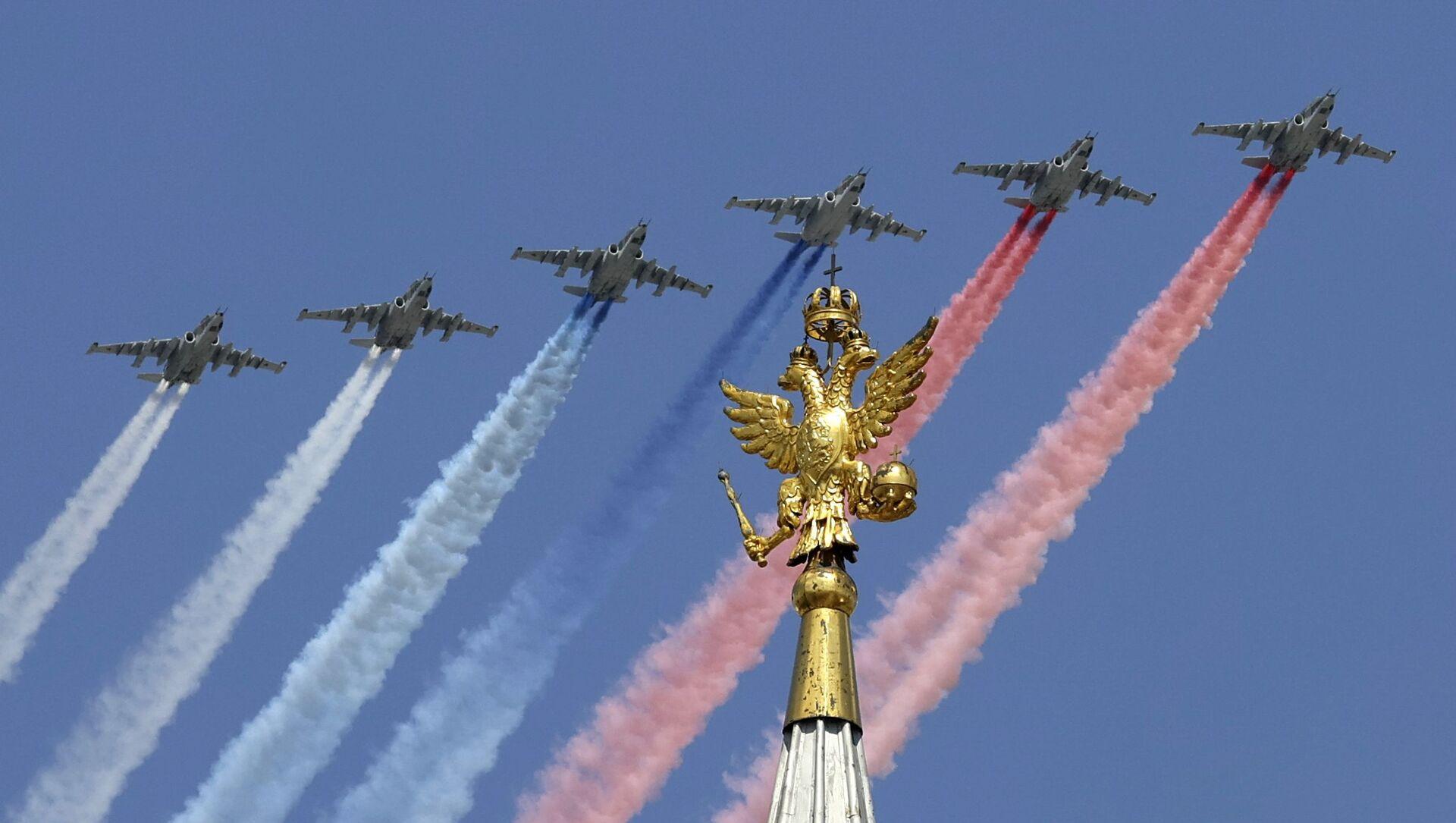 Parada Zwycięstwa na Placu Czerwonym, 24 czerwca 2020 r. - Sputnik Polska, 1920, 21.04.2021