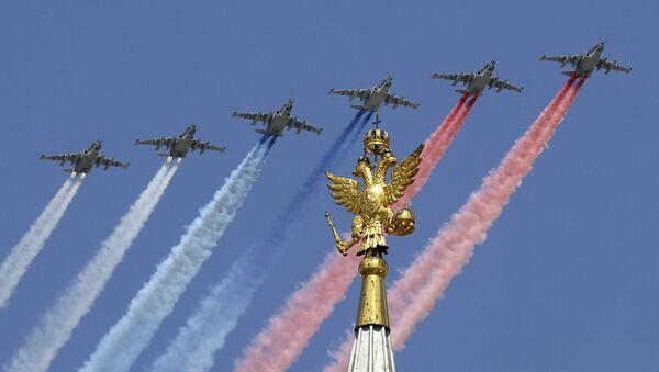 Parada Zwycięstwa na Placu Czerwonym, 24 czerwca 2020 r. - Sputnik Polska