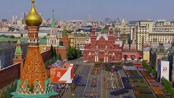 Parada Zwycięstwa - Sputnik Polska