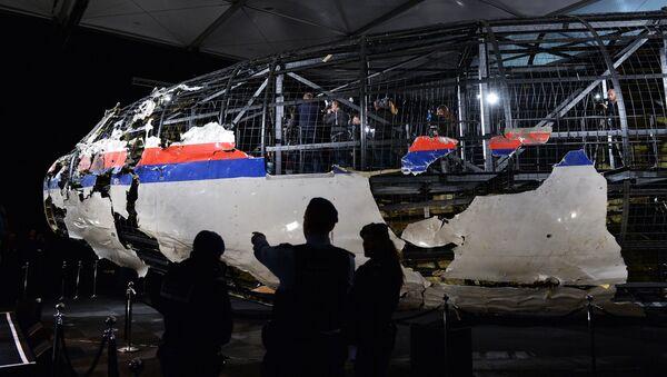 Boeing 777 Malaysia Airlines (rejs MH17)  - Sputnik Polska