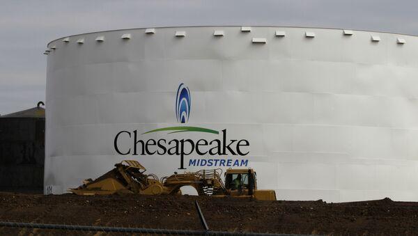 Chesapeake Energy - Sputnik Polska