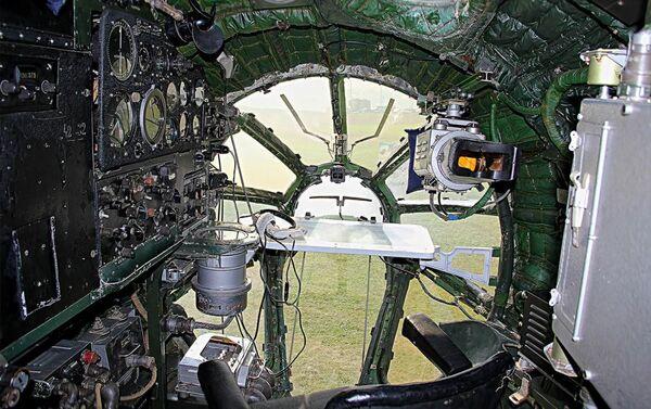 Aktualny stan Stacji Nawigacyjnej Tu-104 w Bierdsku  - Sputnik Polska