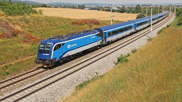 Czeski pociąg - Sputnik Polska