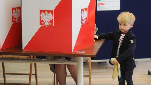 Wnuk premier Ewy Kopacz, wybory w Polsce - Sputnik Polska