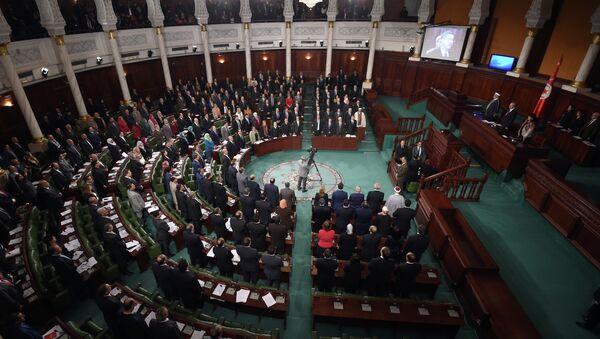 Tunezyjski parlament - Sputnik Polska