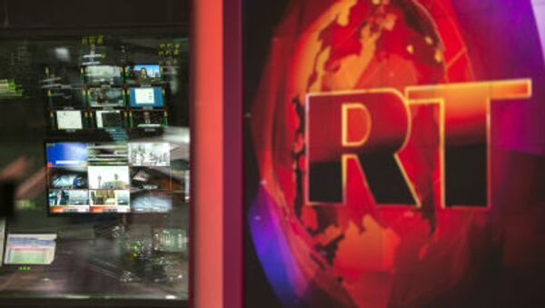 Telewizja Russia Today - Sputnik Polska