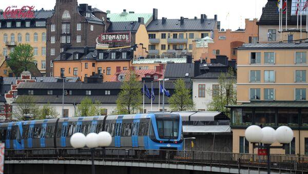 Szwecja, Sztokholm - Sputnik Polska