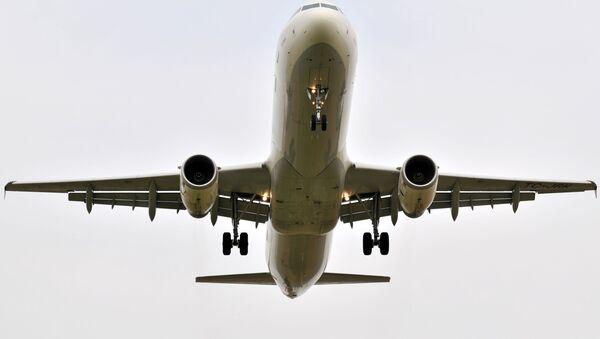 Samolot pasażerski Airbus A321 - Sputnik Polska