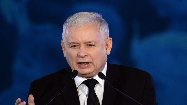 Jaroslaw Kaczynski - Sputnik Polska